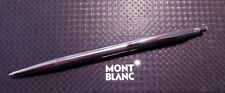 MONTBLANC  Pencil - STAINLESS STEEL 0.5Mmm leads -  Mont Blanc