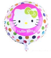 "12/"" Hello Kitty Beautiful Print transparent Balloon Birthday Party Decor Balon"