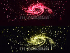 Twinkle stars fiber optic lights for bar house deocoration party night lighting