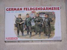 Figurines DRAGON 1/35ème GERMAN FELDGENDARMERIE