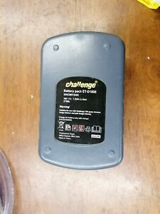 Faulty Battery for Challenge 18v Cordless Hedge Trimmer and grass trimmer
