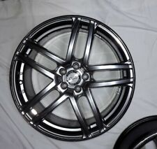 "ANZ wheels Subaru Liberty 18"" Alloy Rims ONLY Set Of 4. 18X7.5"