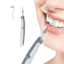 Electric Ultrasonic Tooth Stain Eraser Remover Teeth Whitening Dental Cleaner CY