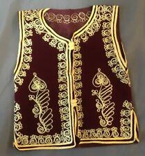Eid Islamic children's clothing, Jeely Boys Vest handmade sizes 1 and 2