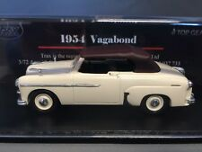 1/43  TRAX TRR37: 1954 Vagabond - Cockatoo Cream