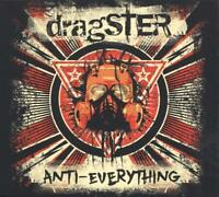 DRAGSTER - ANTI-EVERYTHING   CD NEU