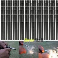 """Lots of Ferrocerium 5/16"""" Flint Fire Starter Survival Magnesium Rod kits lighter"""