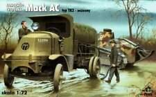 MACK AC BULLDOG TYPE TK3 - WW I FUEL TANK TRUCK 1/72 RPM