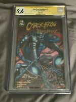 CYBERFROG BLOODHONEY - Variant - CGC Signature Series 9.6 NM - Ethan Van Sciver