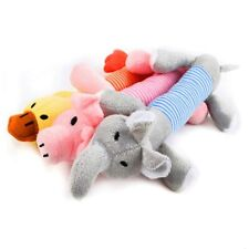 Pet Toy Dog Cat Plush Toys Funny Fleece Durability Toy Squeak Sound Toy All Pets