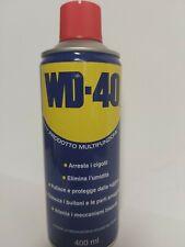 WD40 SBLOCCANTE SPRAY PROTETTIVO LUBRIFICANTE  BOMBOLETTE 400ML
