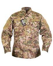 US Army Estilo BTP MTP MULTICAM Chaqueta Camisa de Asalto Acu uniforme de combate