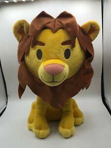 Official The Lion King Simba Disney Movie Plush Kids Stuffed Toy Animal Doll