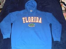 Florida Gators Hoodie Sweatshirt Embroidered Pullover Mens 2XL