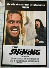 """New Giclée Art Print from 1980 Movie Poster """"The Shining"""""""