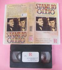 VHS film STANLIO & OLLIO Gli allegri imbroglioni Stan Laurel Hardy (F159) no dvd