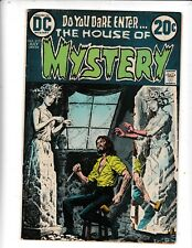 THE HOUSE OF MYSTERY #215 VG/GD DC COMICS
