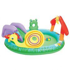 Piscina gonfiabile Bestway 53055 gioca cresci per bambini scivolo 6 palle Nuova