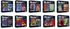 20 CDs * DIE DREI ??? (FRAGEZEICHEN) - HÖRSPIEL STEELBOX 1-10 IM SET # NEU OVP =