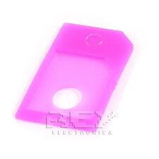 4x Adaptador de tarjeta Micro SIM a SIM para Teléfonos Móviles Color Rosa 4xr26