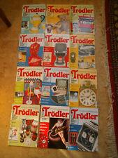 TRÖDLER Sammelmagazin Januar- Dezember 2008 komplett
