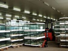 Aquarium 200x50x70 Hartglas 15 mm 700 Liter Inhalt --Top-Qualität--