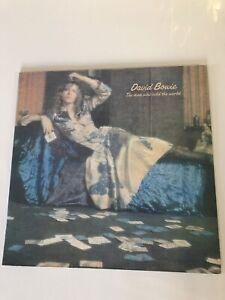 David Bowie The Man who sold the world 1990 EMI TOP - unreleased mat