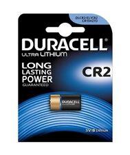 1 pila batteria CR2 CR17355 EL1CR2 DURACELL 3V LITIO LITHIUM  scadenza 2024