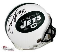 Darron Lee Autographed/Signed New York Jets Authentic Helmet