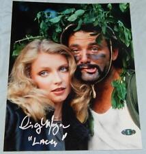 "Cindy Morgan ""Lacey"" signed Caddyshack 8X10 Photo w/ Bill Murray Steiner COA"