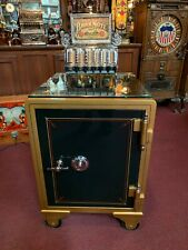 """1800's Safe Fully Restored """"Ready For Your Custom Graphics"""" """"Watch Video"""""""