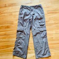 Eddie Bauer Cargo Pants Brown Women's Size 4