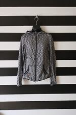 Harley Davidson Motorcycles Clothes Women's Athletic Jacket Hooded Full Zip Sz S