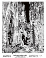 Journey To The Center Of The Earth_Thayer David_Dark Shadows_Rp autograph