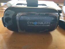 Cynoculars virtual reality headset