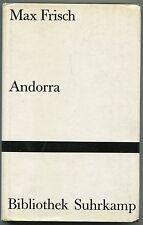 Max Frisch - Andorra