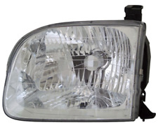 DEPO 312-1154L-AS DRIVERS SIDE HEADLIGHT FOR A TOYOTA SEQUOIA / TUNDRA