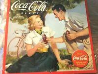 Coca Cola 16-Month 2004 Calendar - Nostalgic Collection of Coca Cola Advertising