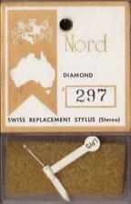 Record Player Needle Stylus Nord 297 GENERAL ELECTRIC Replacement Stylus
