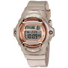 Casio Baby G Beidge Ladies Watch BG169G-4CR