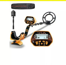 Metal Detector High Accuracy Adjustable ForAdults & Kids Lcd Display Lighted