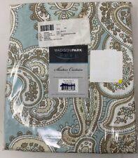 "MADISON PARK Dermot Cotton Percale Printed Shower Curtain 72"" x 72"""
