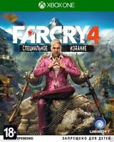 Far Cry 4 Special Edition (Xbox One, 2014) Russian,English version