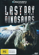 Last Day Of The Dinosaurs - Documentary / Discovery Channel - NEW DVD