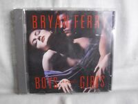 Bryan Ferry- Boys and Girls- EG 1985- Made in Austria WIE NEU