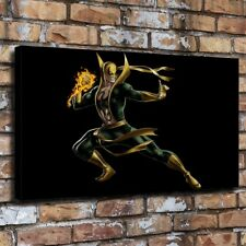 """12""""x22""""Missed Iron Fist Costume HD Canvas prints Painting Home Decor Wall art"""