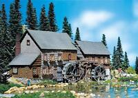 Faller Water Mill & Buildings with Motor 130388 HO Scale