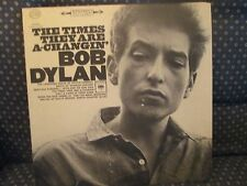 Bob Dylan Col-CS-8905 the times they are a changin -w/sleeve insert/gatefold
