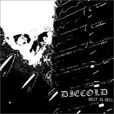 """Diecold """"Rest in hell"""" CD 2006"""