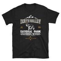 Vintage Style National Park Death Valley California Short-Sleeve Unisex T-Shirt
